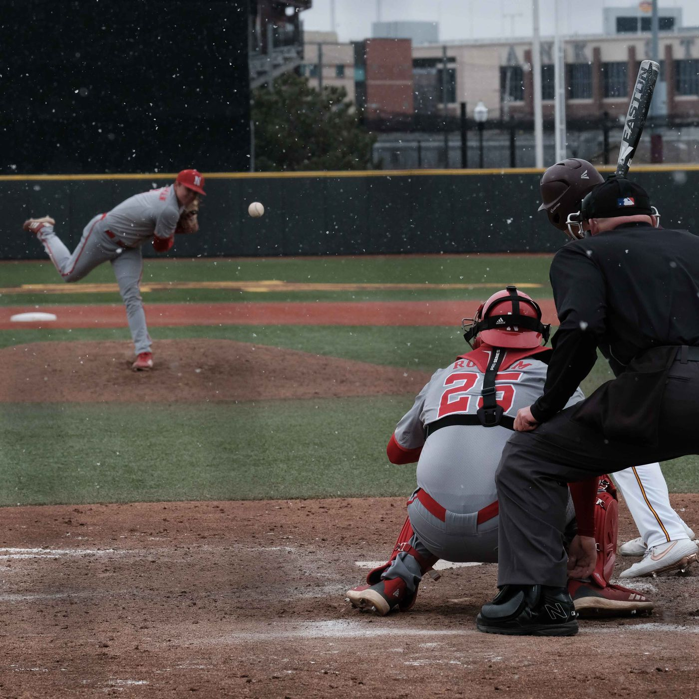 nebraska vs michigan baseball