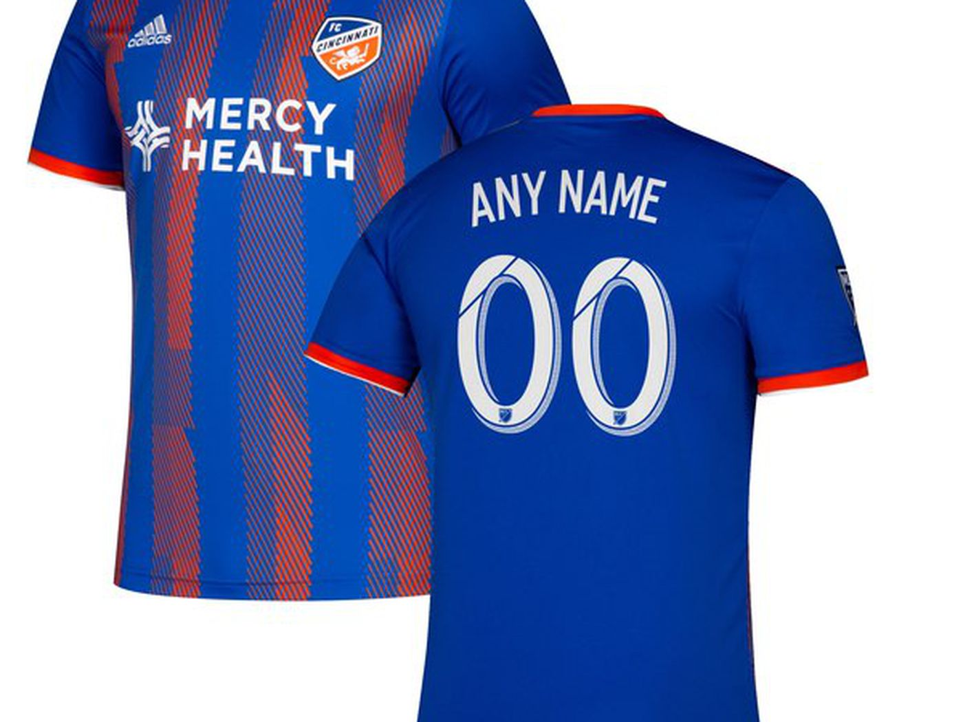 buy online 3c9a0 7277c MLS Uniforms 2019: The new primary and secondary kits for ...