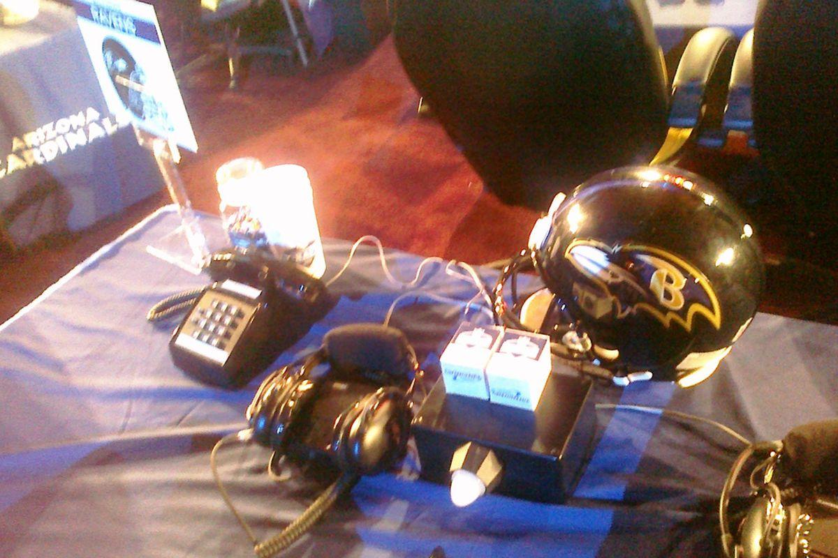 Ravens Draft Table