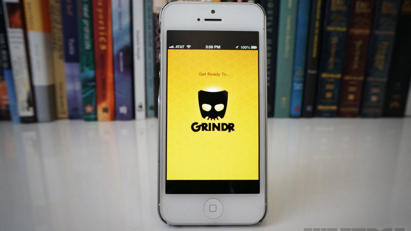 Grindr For Windows Phone 8 1 - Overrun by spambots gay dating app grindr to end anonymous signups the verge