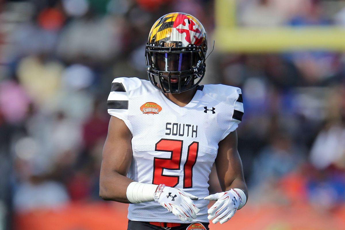 Sean Davis NFL Jersey
