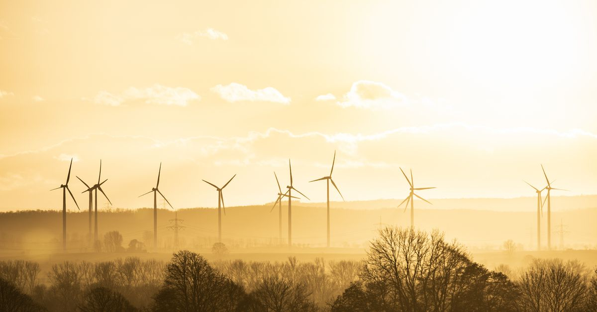 Renewable energy production beat fossil fuels in Europe