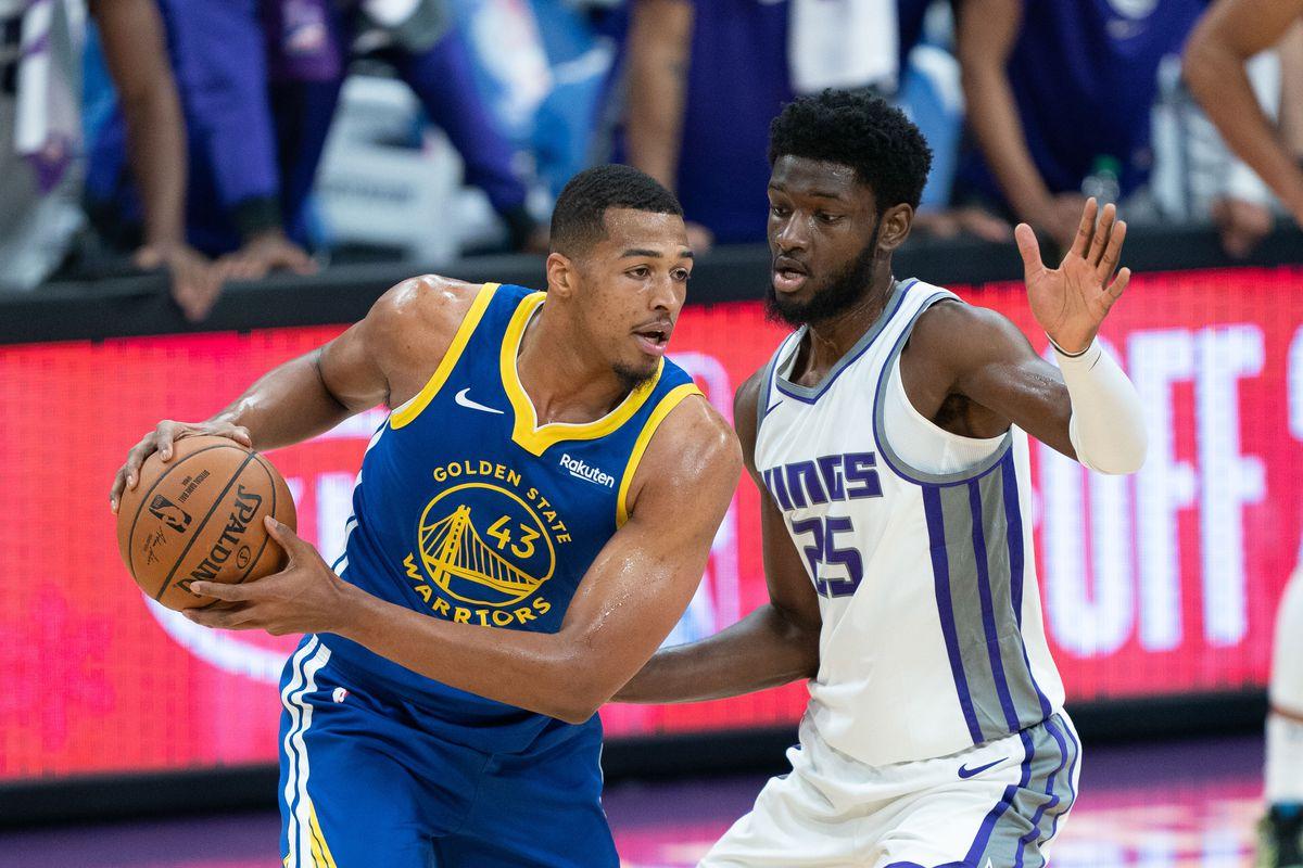 NBA: Preseason-Golden State Warriors at Sacramento Kings