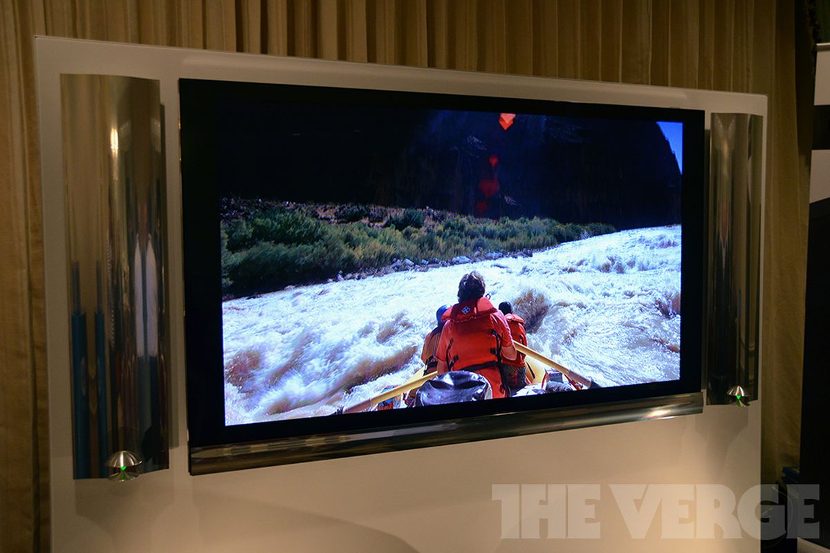 Gallery Photo: Bang & Olufsen BeoLab 12 and BeoVision 12 hands-on photos