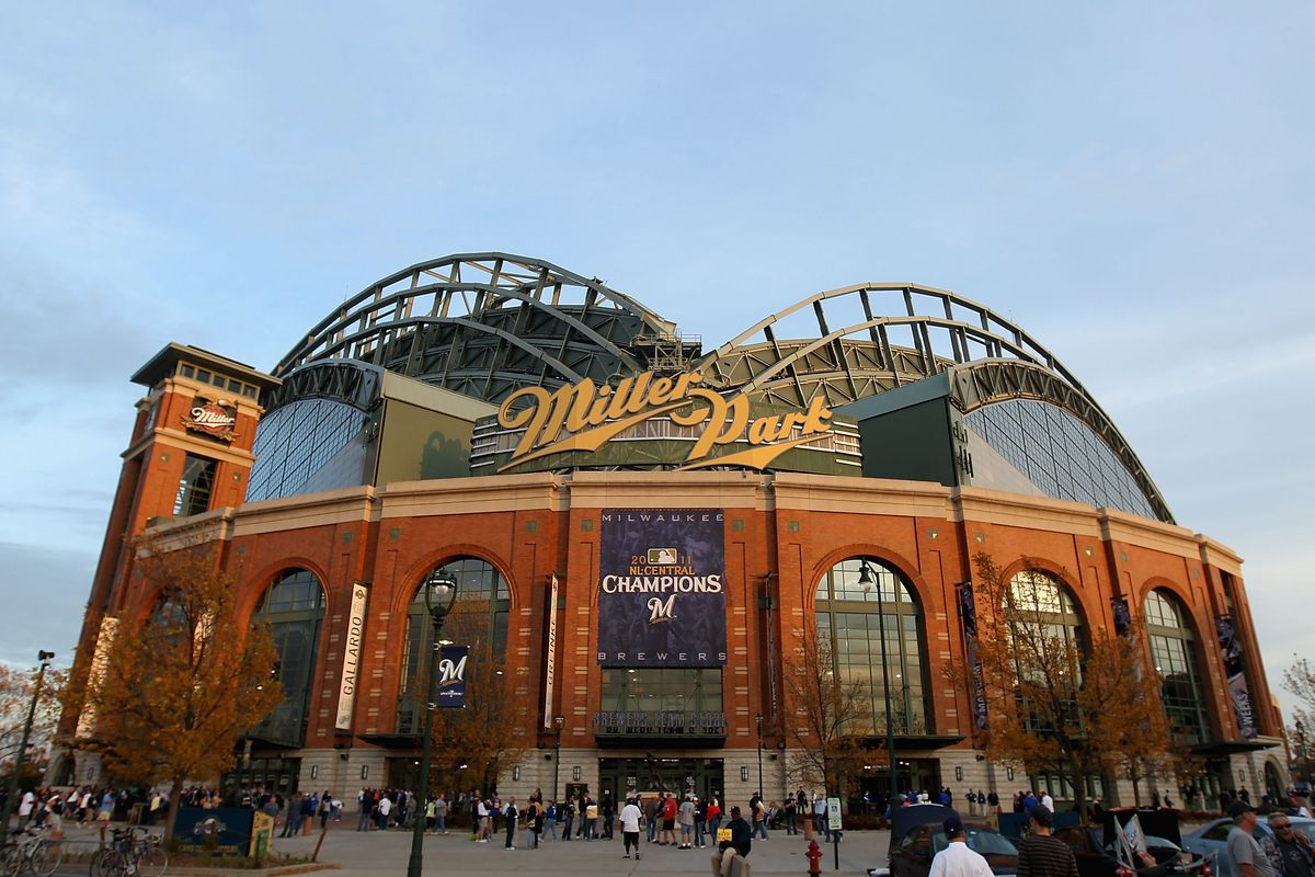 Miller Park Food Reviews