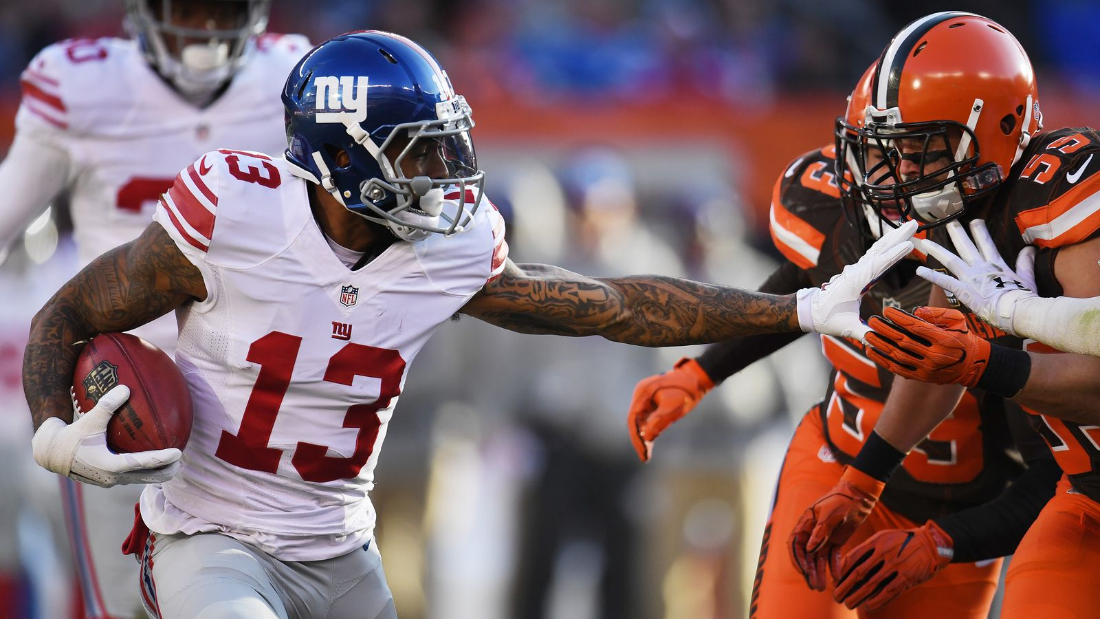 NFC playoff picture, Week 12: Big week for the New York Giants