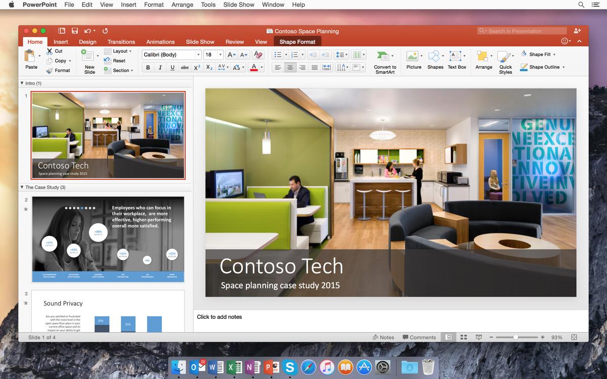 Office for Mac Is Finally a 'First-Class Citizen'