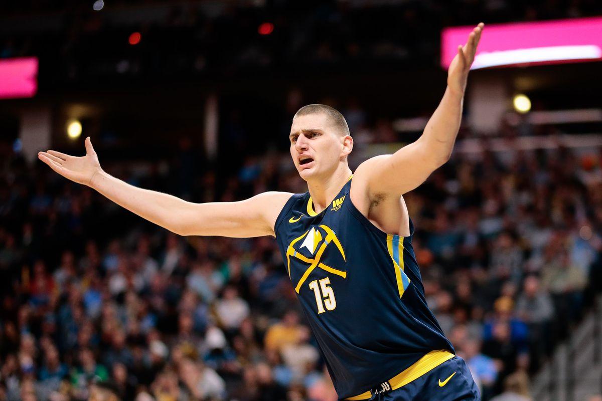 NBA: Minnesota Timberwolves at Denver Nuggets