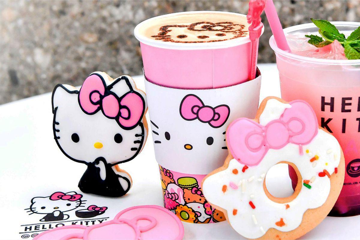 7e5d07ae68 Hello Kitty Cafe opens on the Las Vegas Strip this spring - Eater Vegas