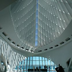 """The architecture of the <b><a href=""""http://www.mam.org/?gclid=CIDamK_QlcACFQxp7AodBk4AlQ"""">Milwaukee Art Museum</a></b> alone is worth the visit, and there's plenty to see inside too. It's possible to spend an entire day here, but it's not so big that it f"""