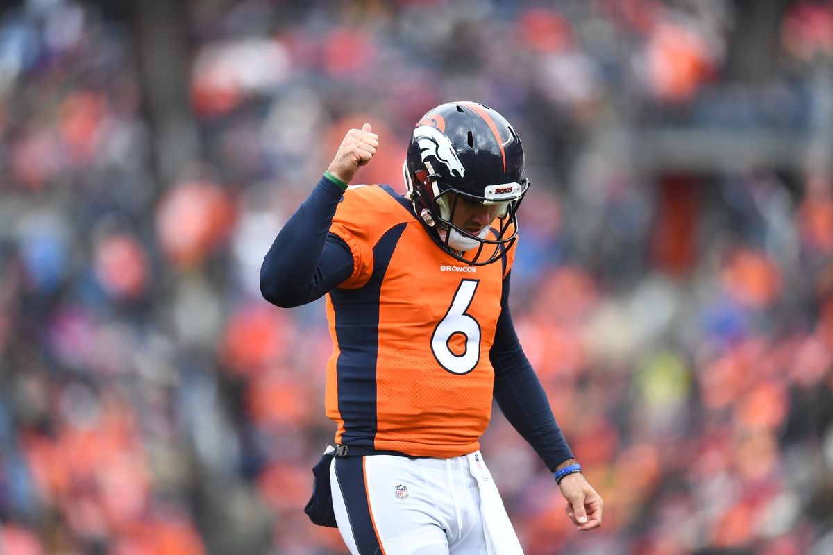 """Horse Tracks  Broncos are once again without a """"quarterback of the future"""" 84589891f"""