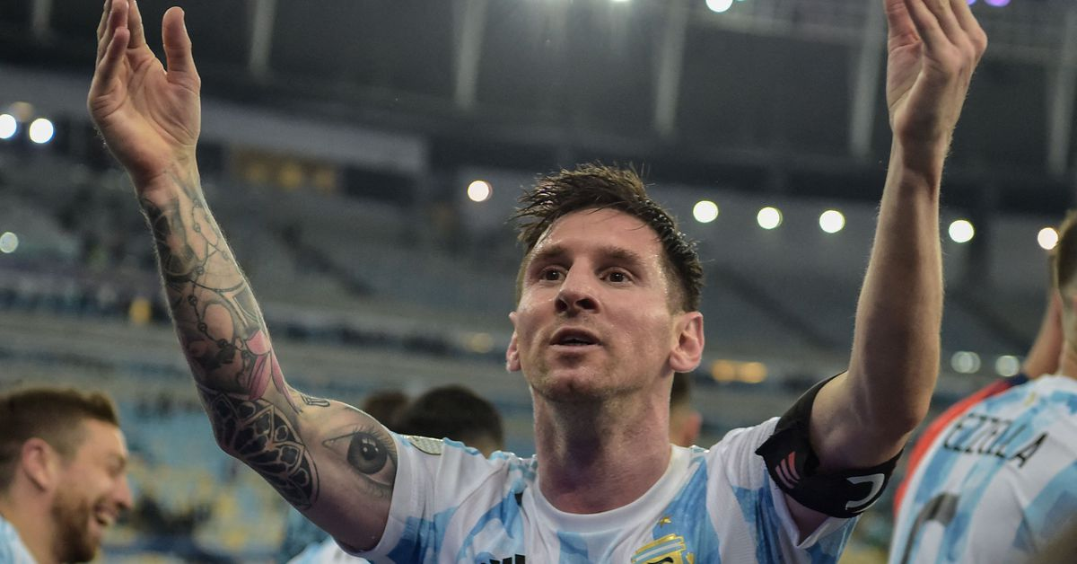 Argentina - Italy supercup match reportedly in the works