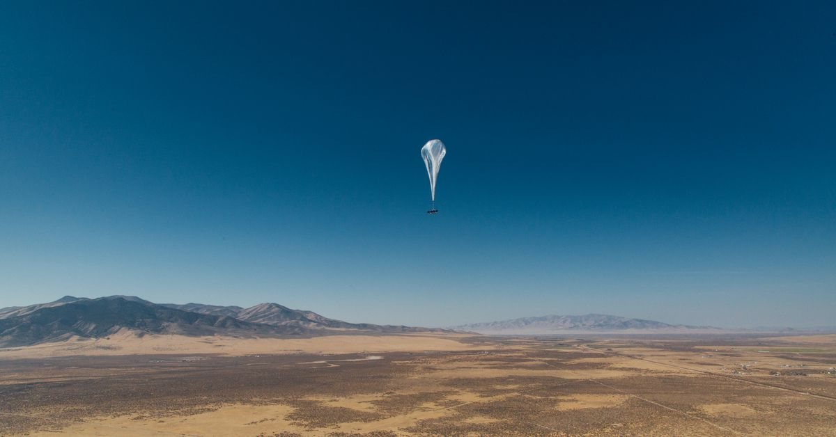 Alphabet's Project Loon Delivers Internet Service to 100,000 People in Puerto Rico