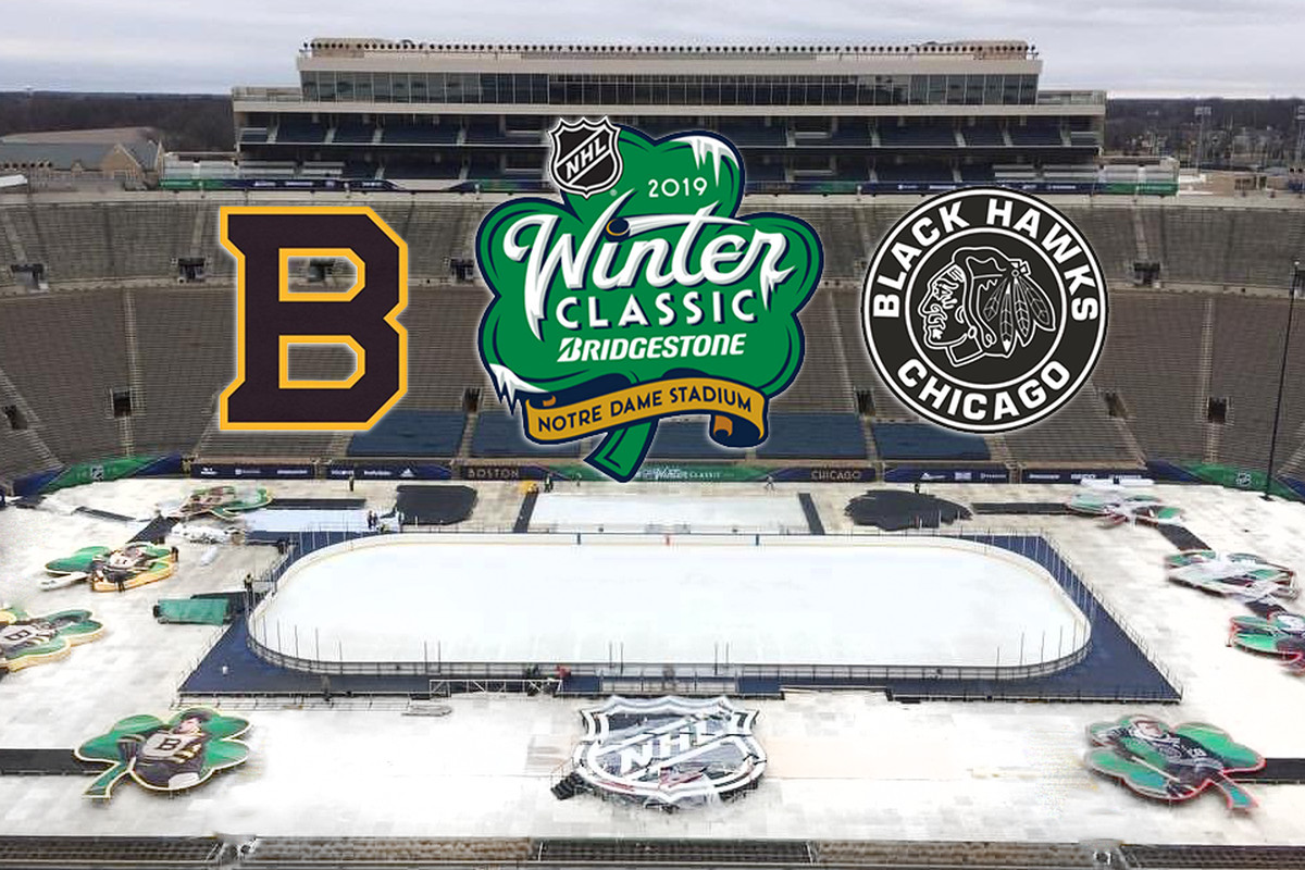 0834a3289 2019 Winter Classic Complete Coverage. Contributors: Stanley Cup of Chowder  Staff