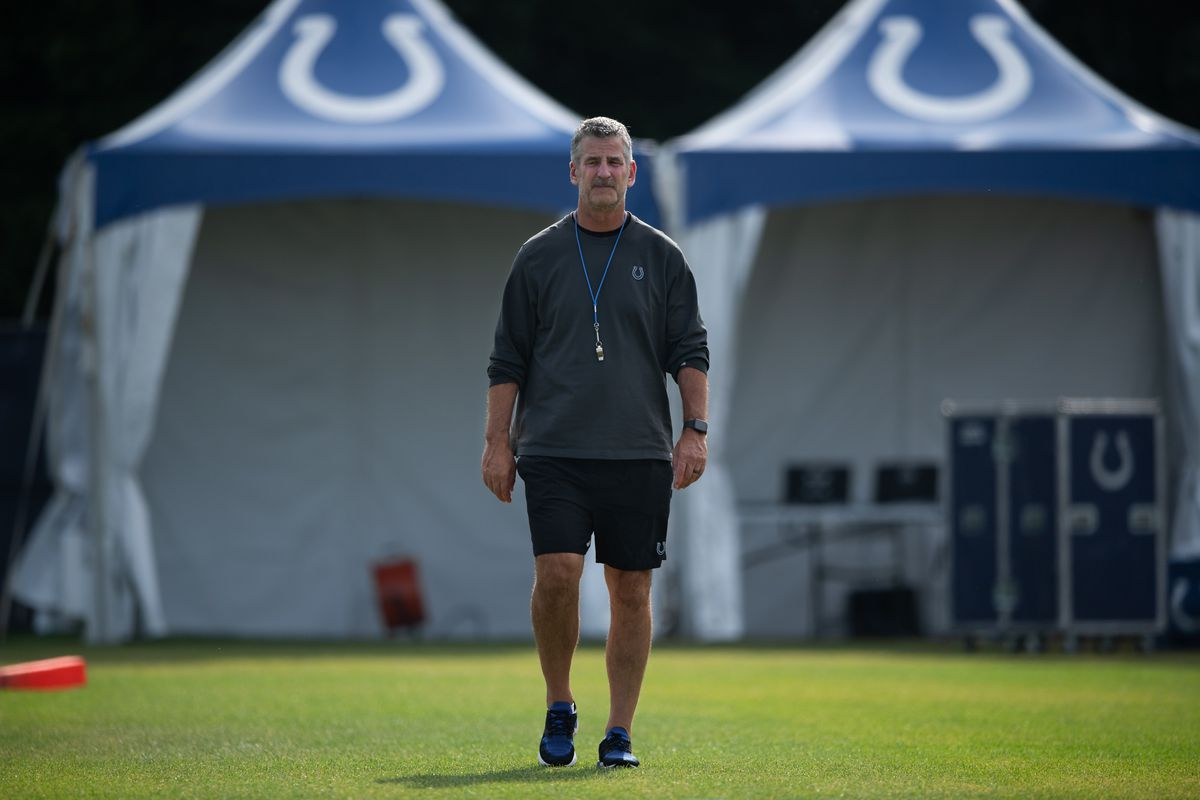 NFL: AUG 18 Indianapolis Colts Training Camp
