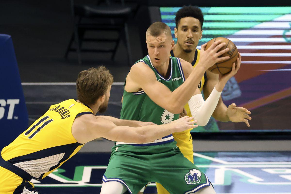 NBA: Indiana Pacers at Dallas Mavericks