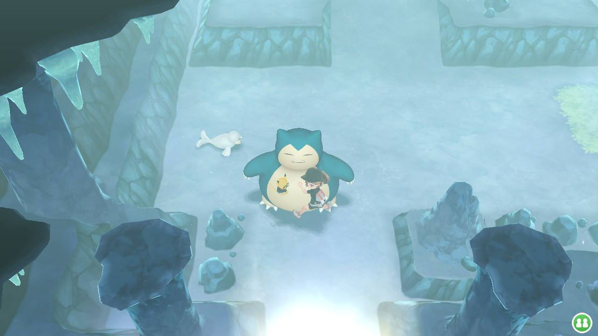 snorlax in pokemon let's go