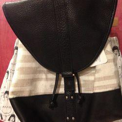 Morgan Carper backpack, $90