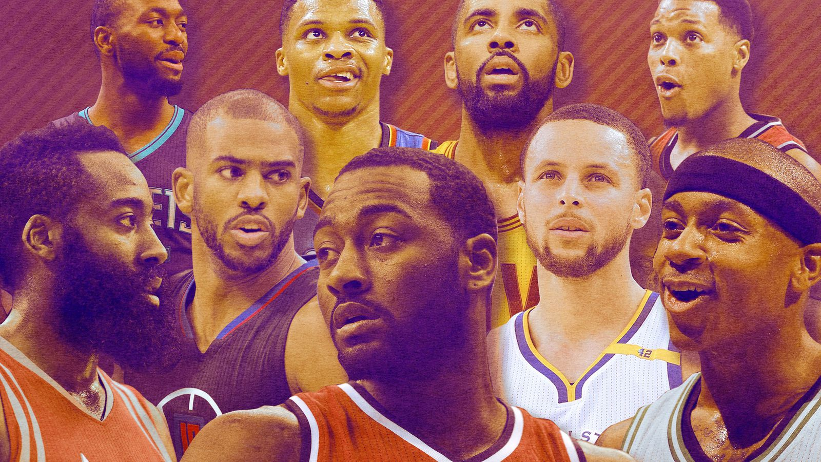 Grading the Best Point Guards in the NBA