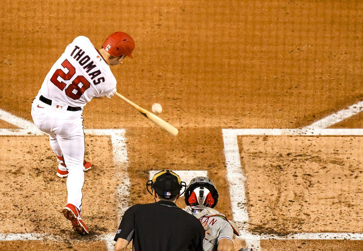 MLB: AUG 31 Phillies at Nationals