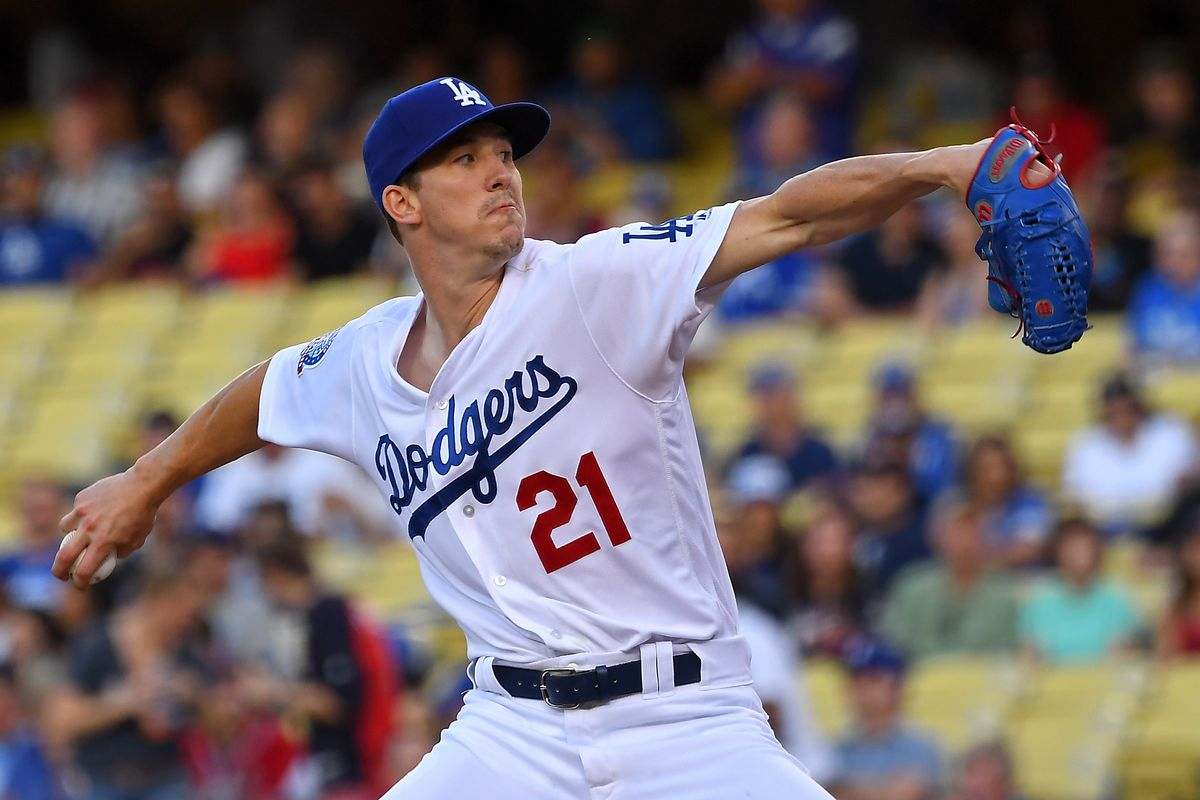 102ffd0ea So you (probably) can t beat the Dodgers  Walker Buehler edition ...