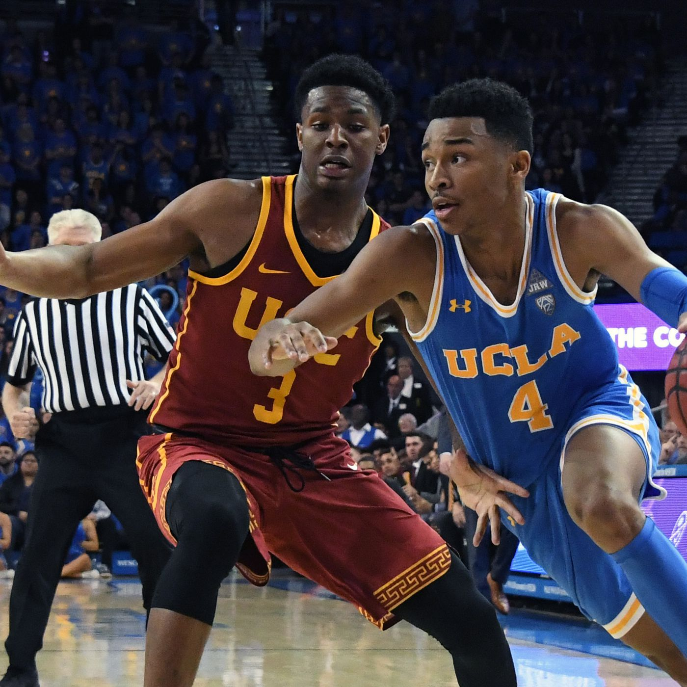 online retailer d022a f2f98 UCLA Basketball: Jaylen Hands Drafted 56th, Will Head to ...