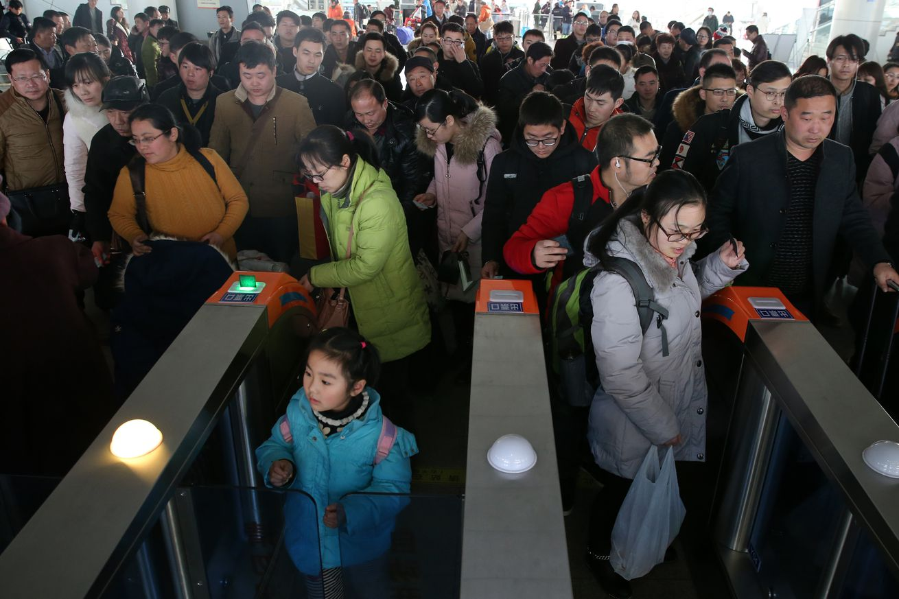 china will ban people with poor social credit from planes and trains
