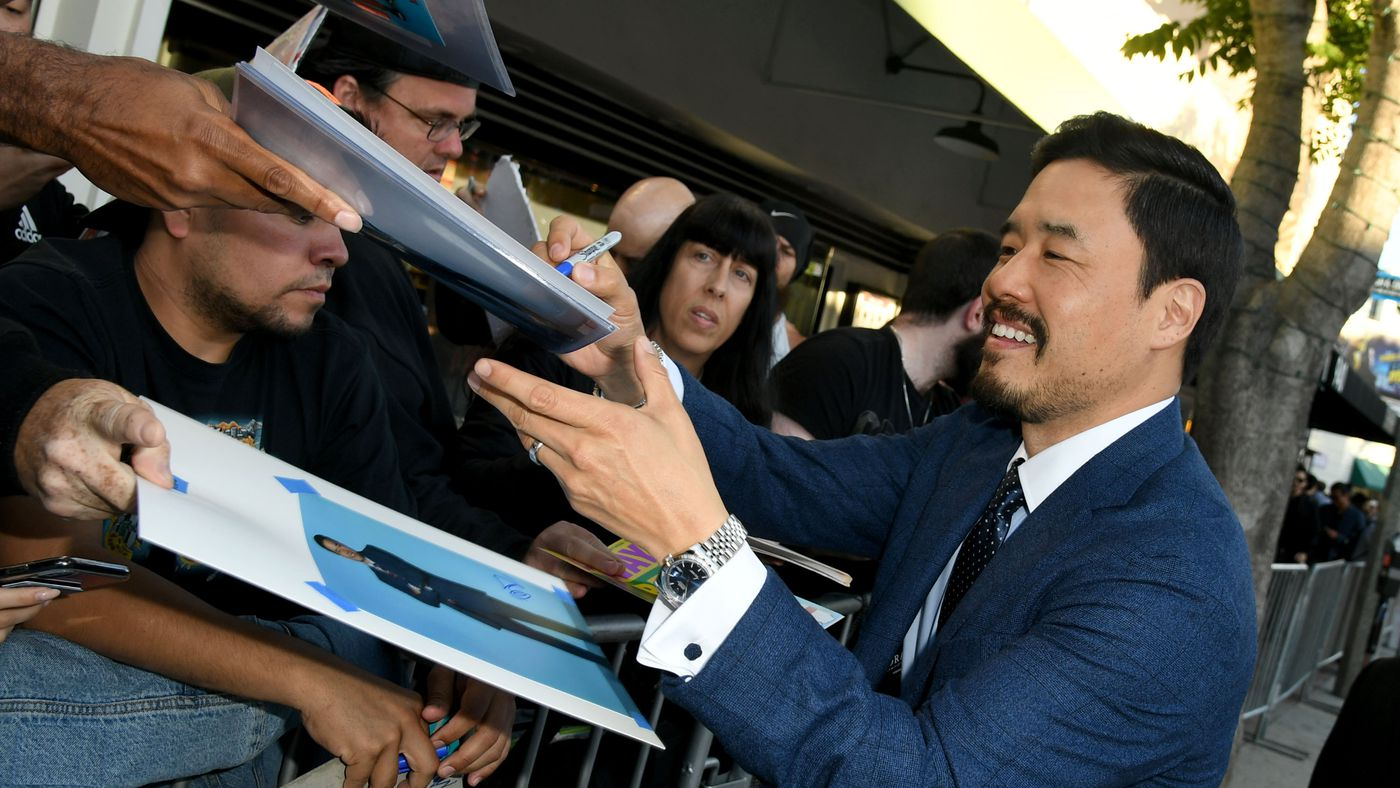 Randall Park on Being an Asian American Actor, Representing His Community, and BTS