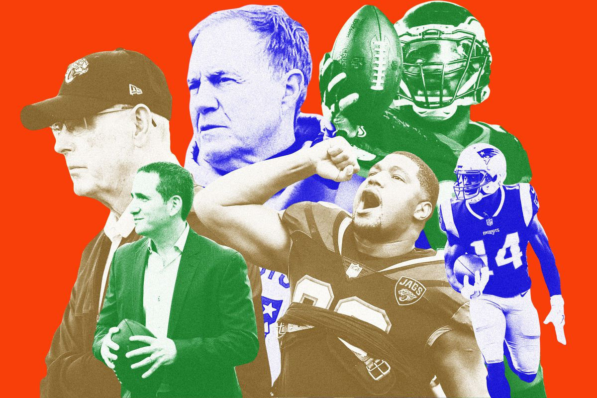 How the Rising Salary Cap Explains the 2017 NFL Playoffs - The Ringer