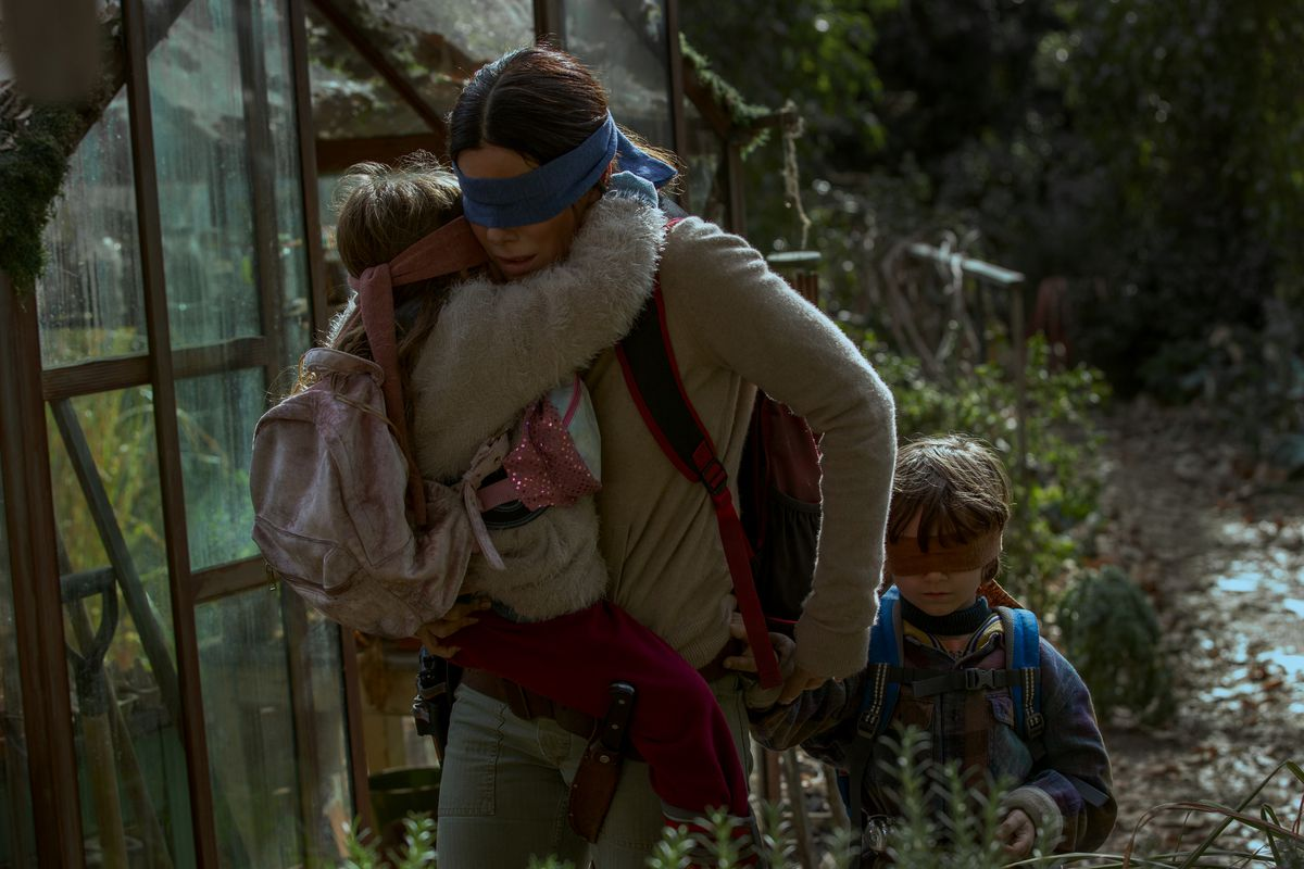 Bird Box review: Sandra Bullock can't save Netflix's apocalyptic