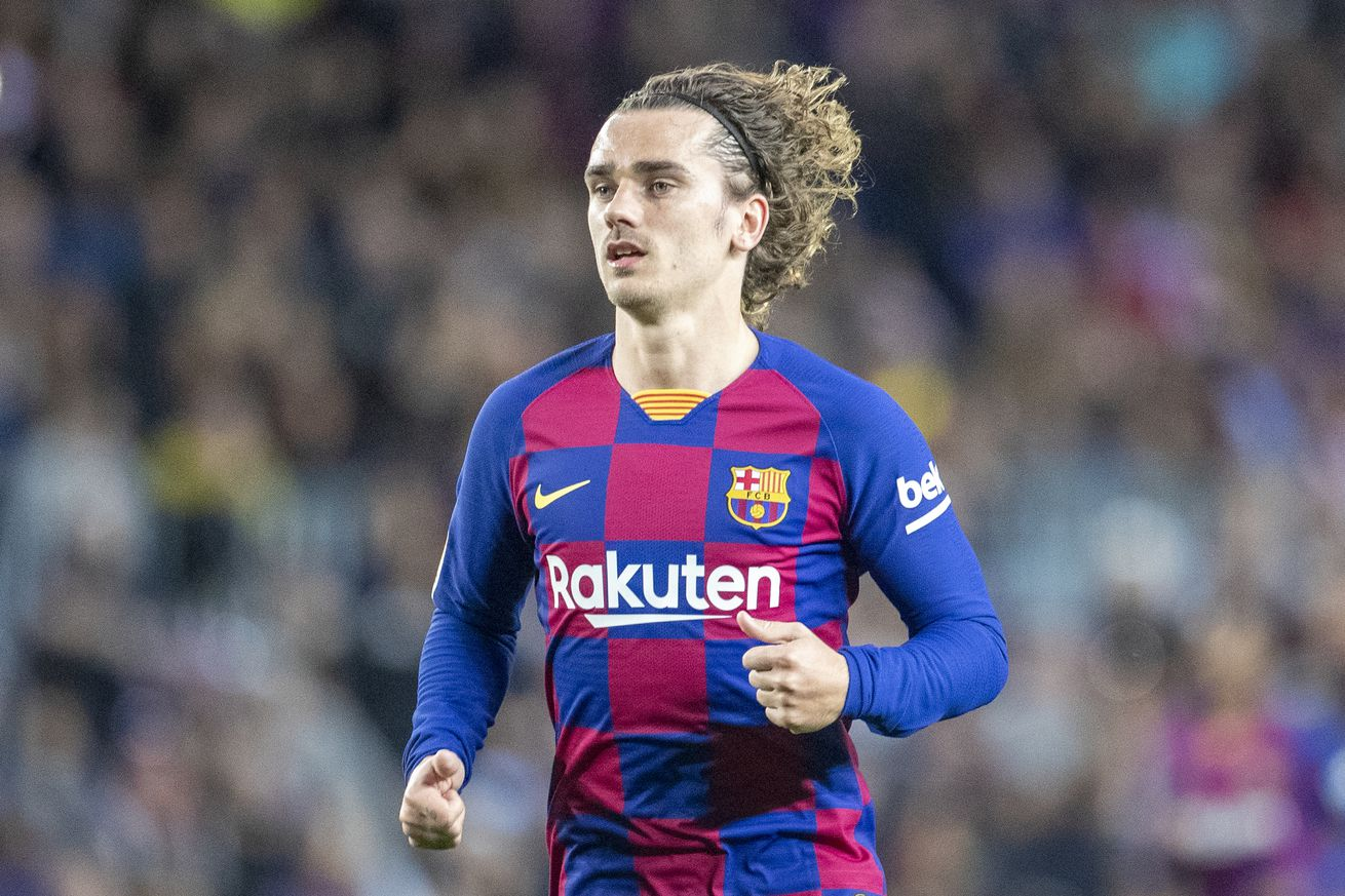 Papers: Griezmann the key to signing Neymar