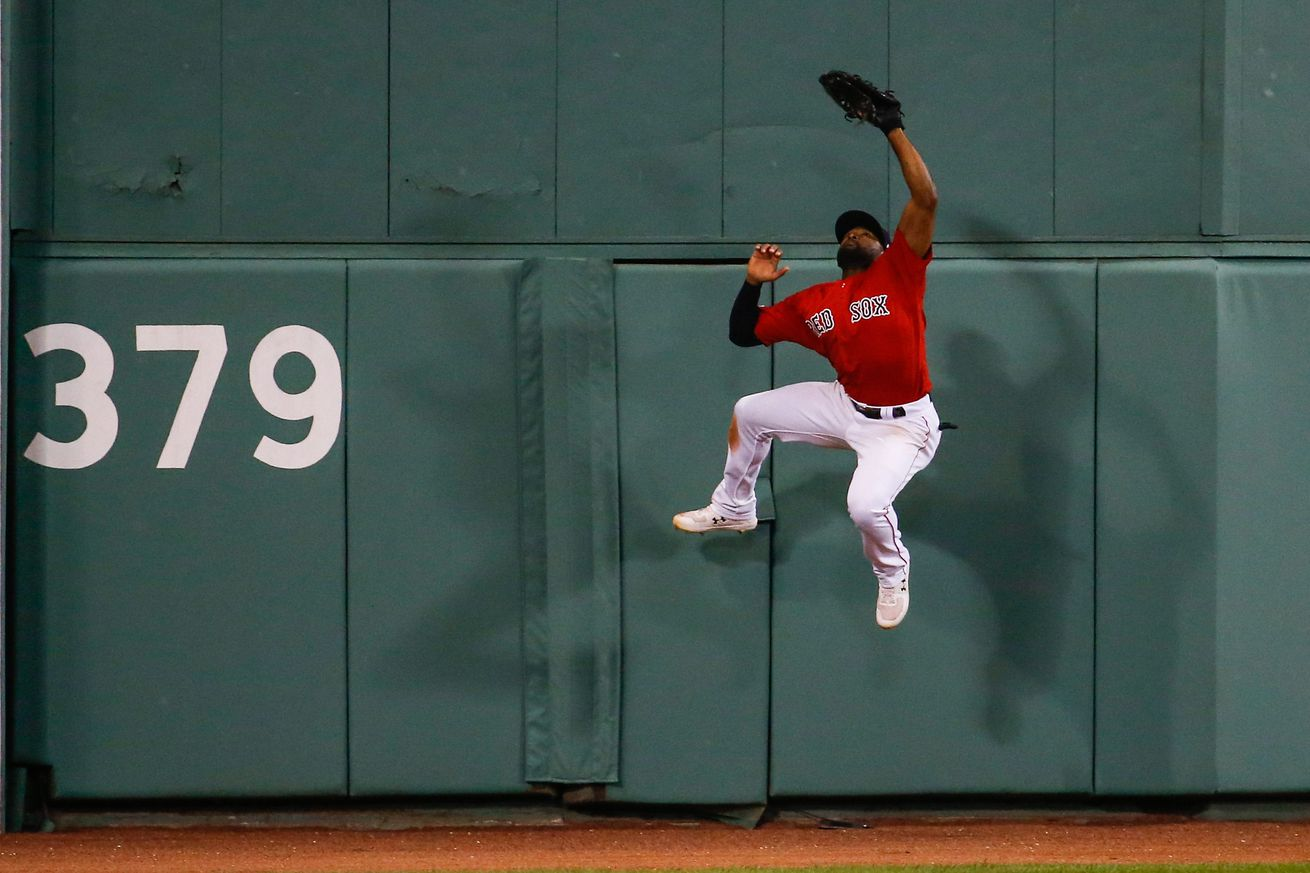 Jackie Bradley Jr. could be available, so should the Royals pursue him?