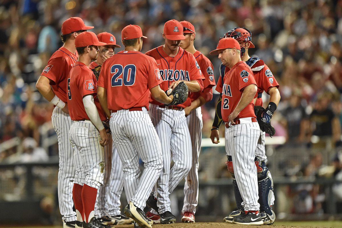 arizona-wildcats-baseball-roster-mlb-draft-jay-johnson-ncaa-legislation-season-change-coronavirus