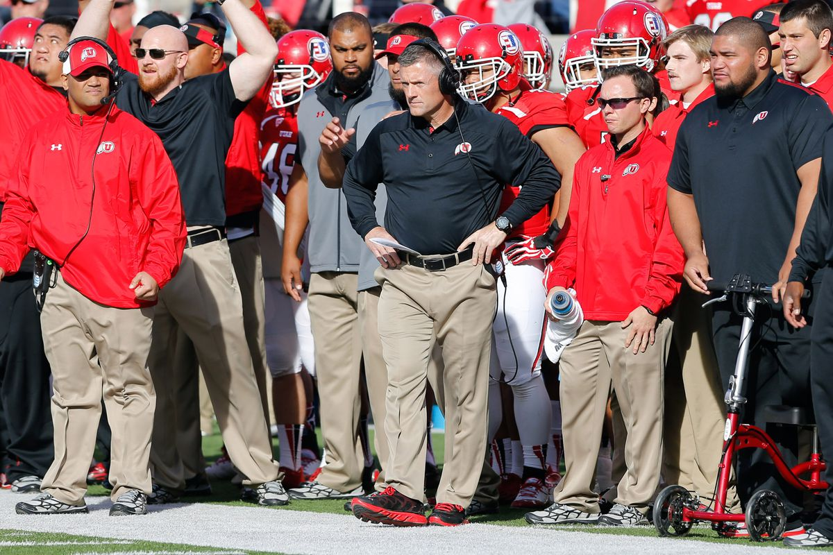 Kyle Whittingham is confident Aaron Roderick has what it takes to run the Utah offense.