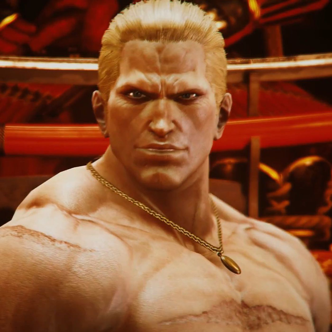 Geese Howard From Fatal Fury Is Tekken 7 S New Character Polygon