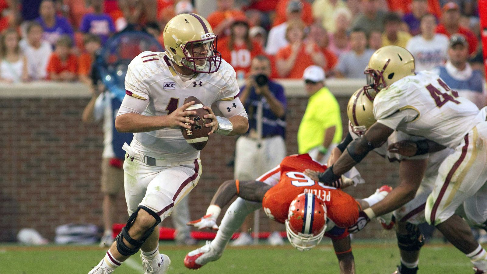 college football bowl projections Brett mcmurphy's college football bowl projections after week 7 by brett mcmurphy despite a plethora of upsets last week, i'm sticking with my same four college football.