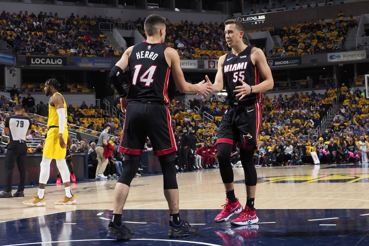 Miami Heat v Indiana Pacers