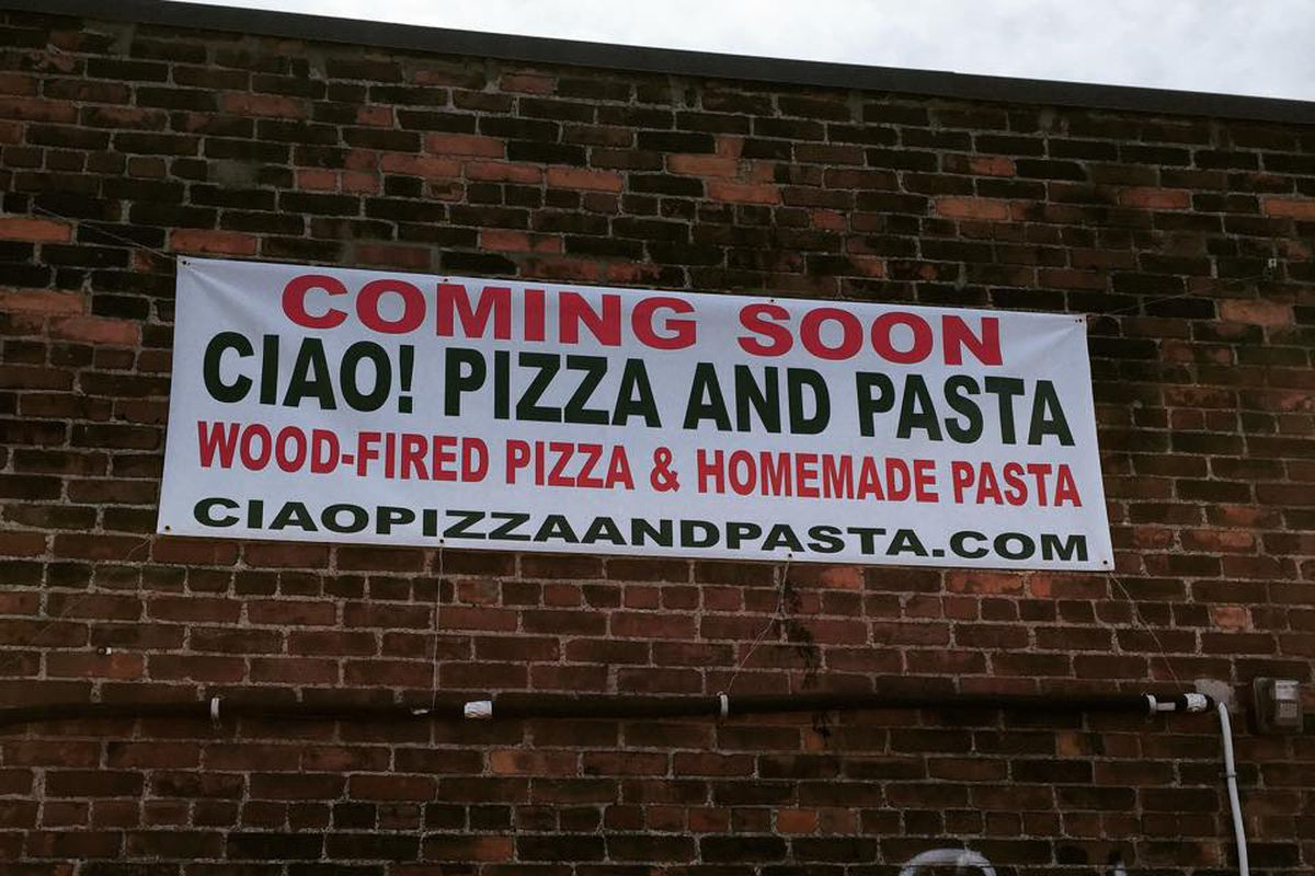 Ciao! Pizza and Pasta in the works in Chelsea
