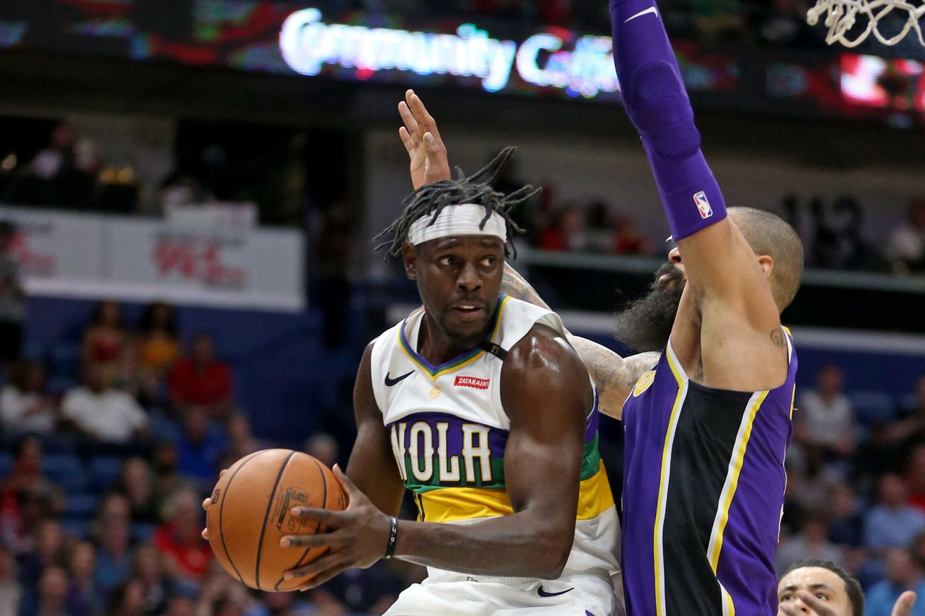 Holiday, Diallo spark New Orleans Pelicans to dominant 128-115 victory over Los Angeles Lakers