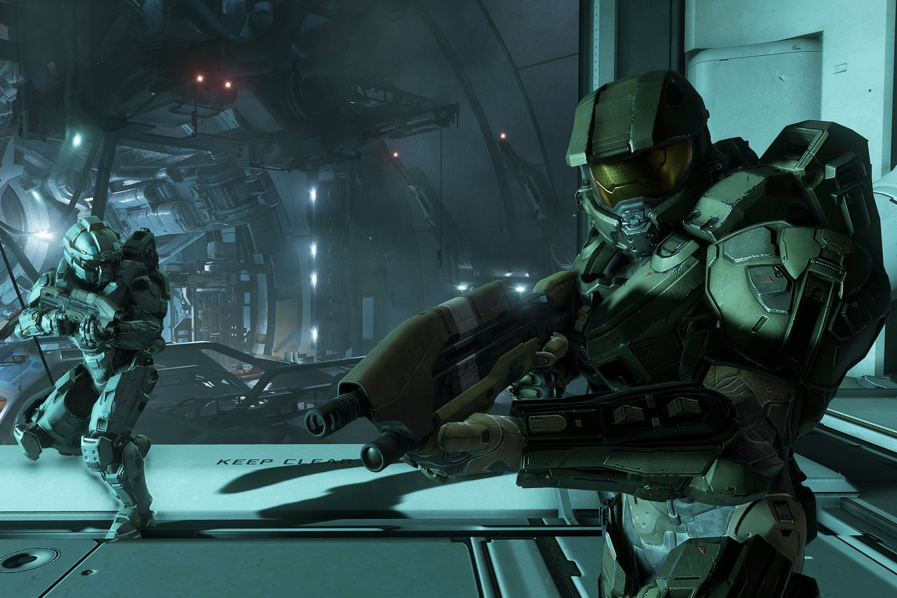 Halo 5 Guardians Story Shows Master Chief At His Most