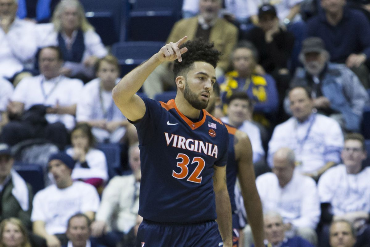NCAA Basketball: Virginia at California
