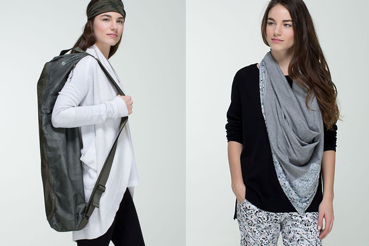 """New looks from the Spring 2014 collection; photos via <a href=""""http://www.lululemon.com"""">Lululemon</a>"""