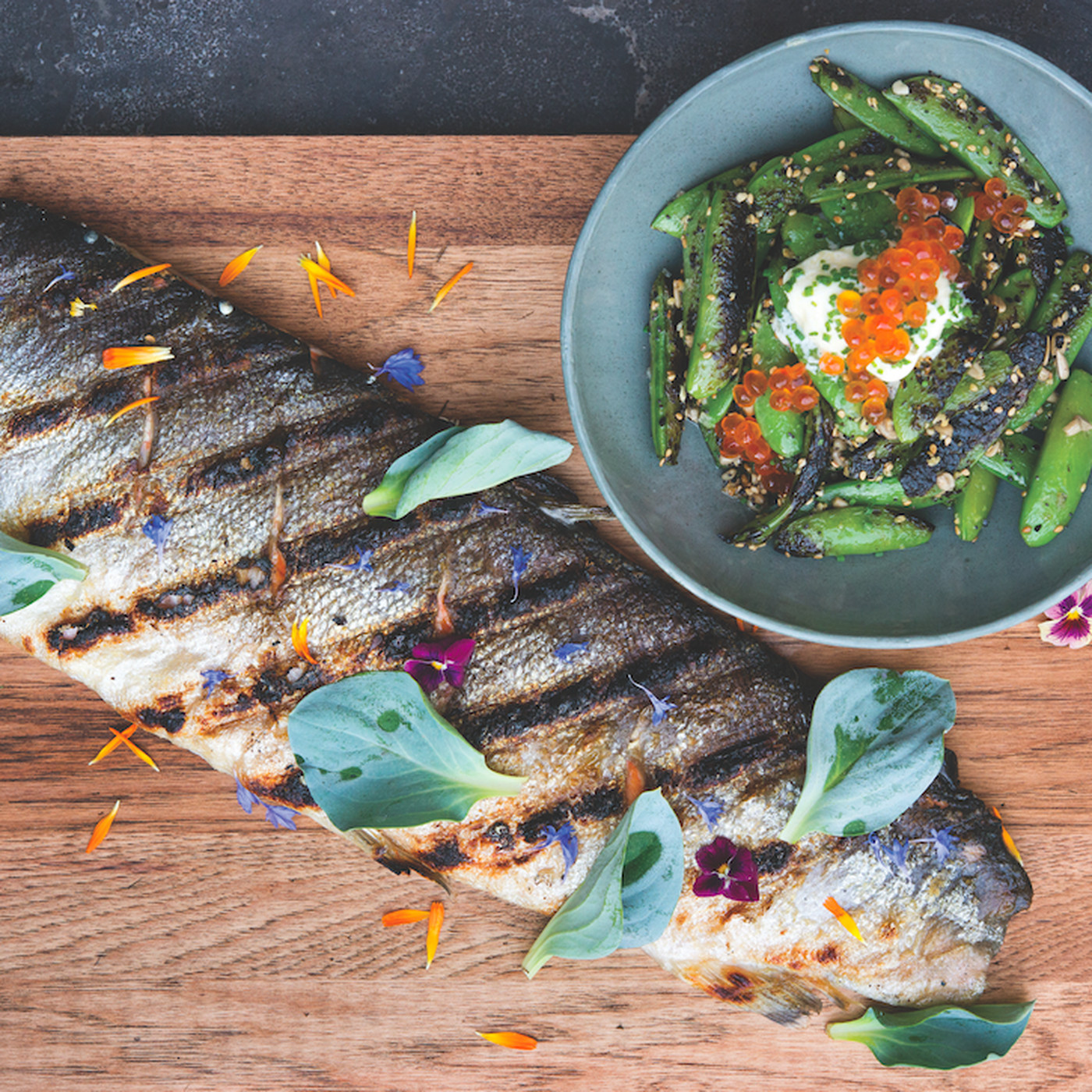 Recipe How To Grill A Whole Salmon Eater