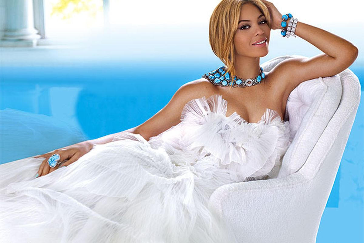 Beyonce is the most beautiful woman in the entire universe. Image via People