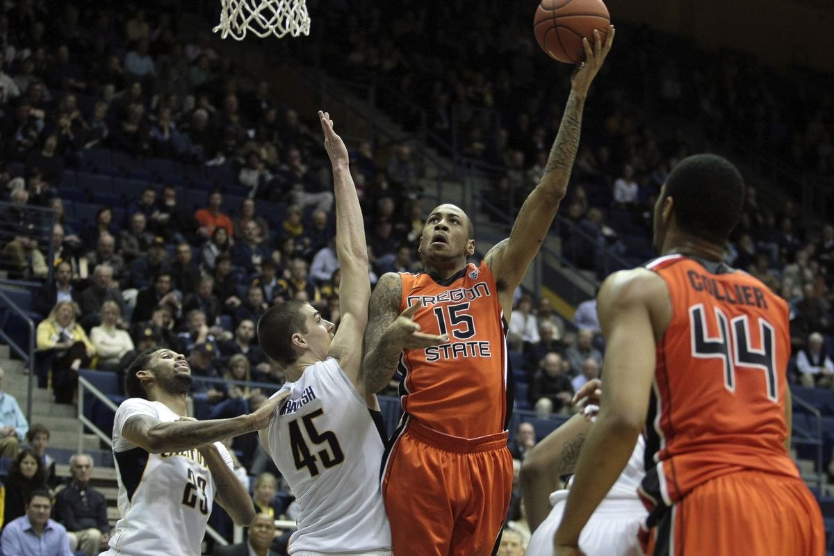 cal vs. oregon state basketball schedule: watch on tv, online