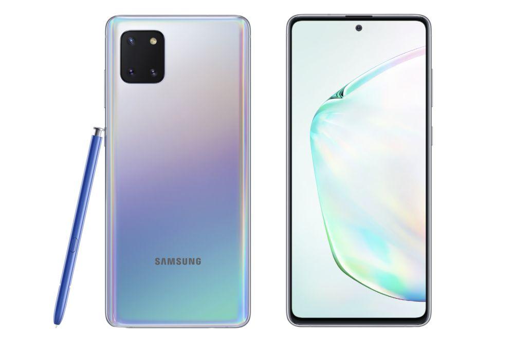 Galaxy Note 10 Lite  Galaxy S10 lite