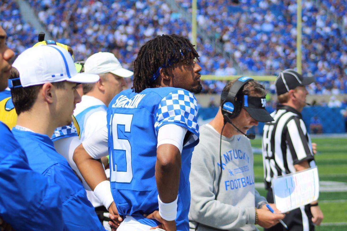 Kentucky Football Forecast Heading Into SEC Play, Updated Season
