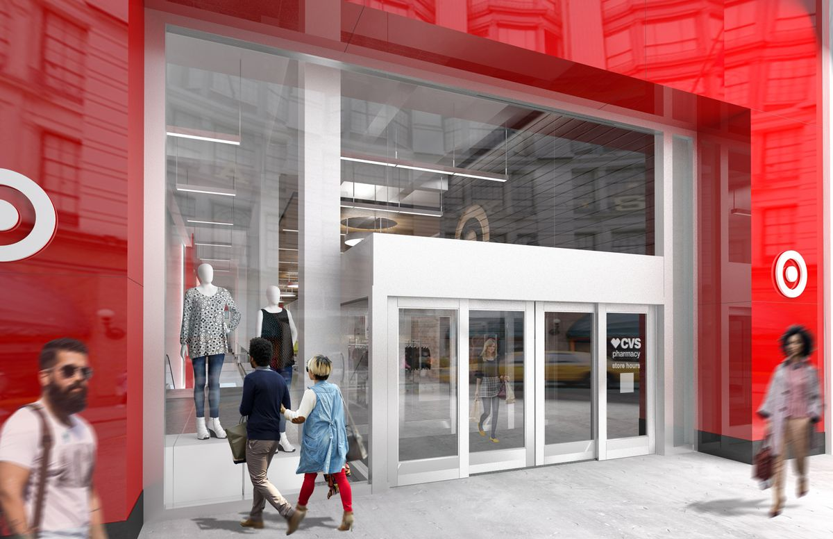 Target S Next Nyc Store Will Open Across From Macy S In Midtown Curbed Ny