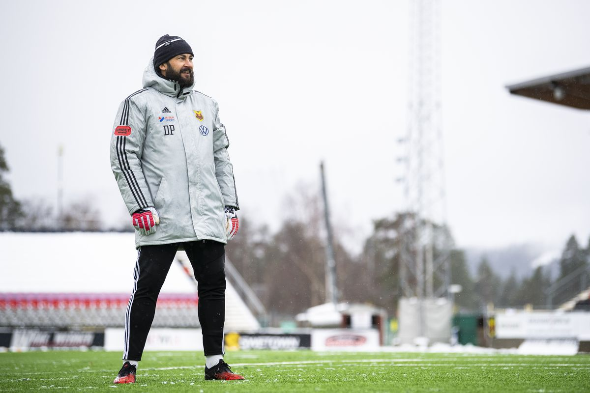 Ostersunds FK Training Session