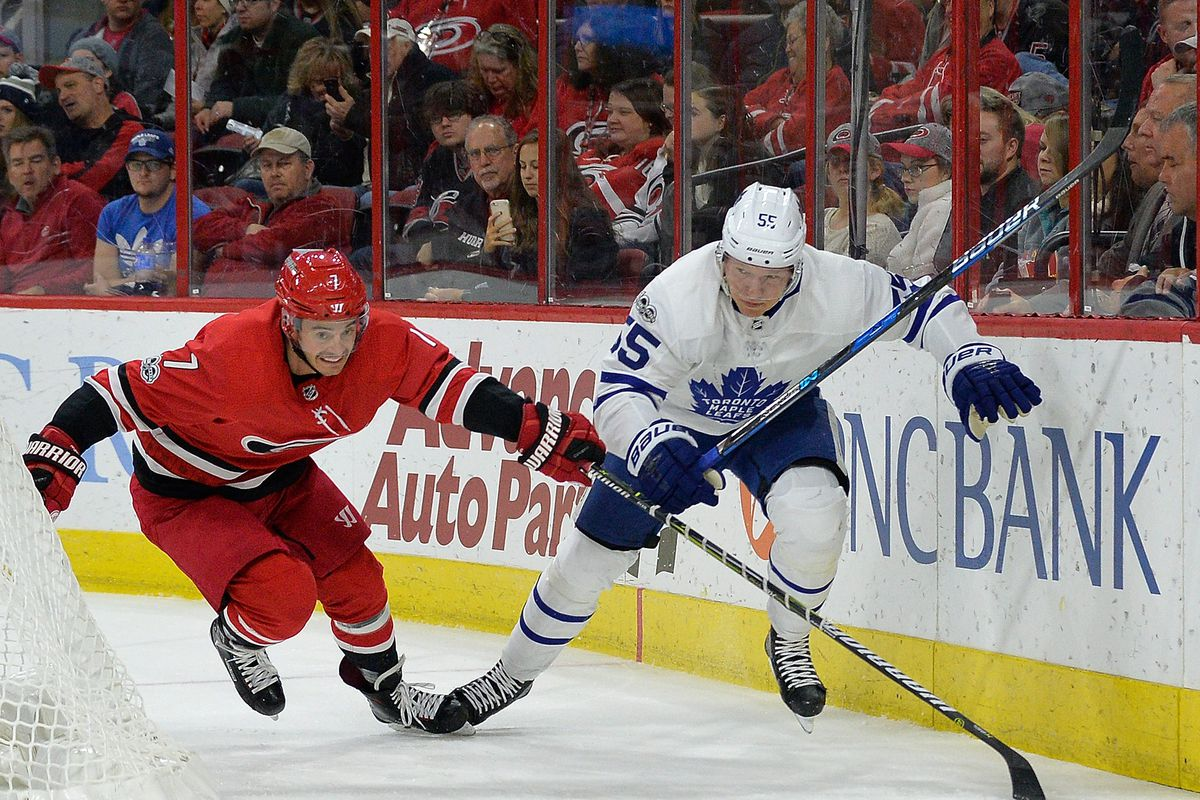 Why the Leafs should sign Derek Ryan - Pension Plan Puppets
